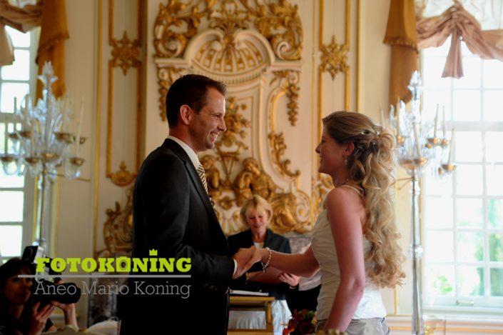 Trouwen - Maarten en Angela