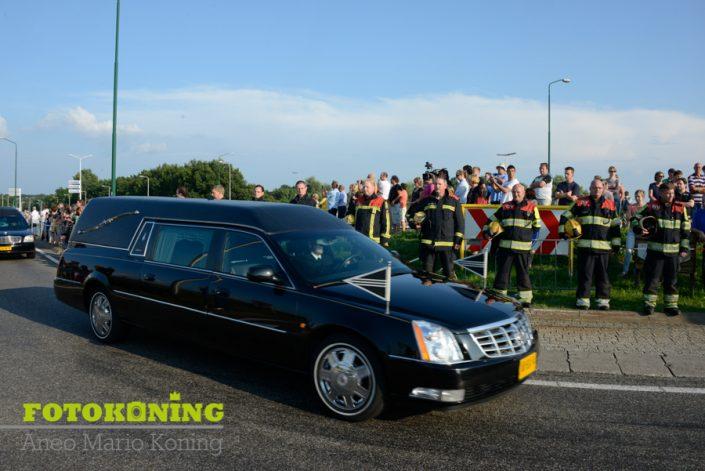 Vervoer slachtoffers vliegtuigcrash Mh17