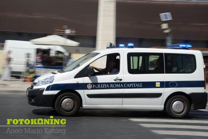 Italië rome Vaticaan hulpdiensten
