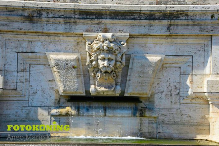 Italië rome beelden gerecht's hof
