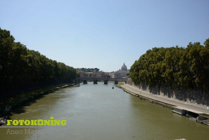 Italië rome rievier