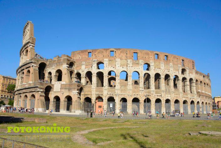 Italie Piazza del Colosseo