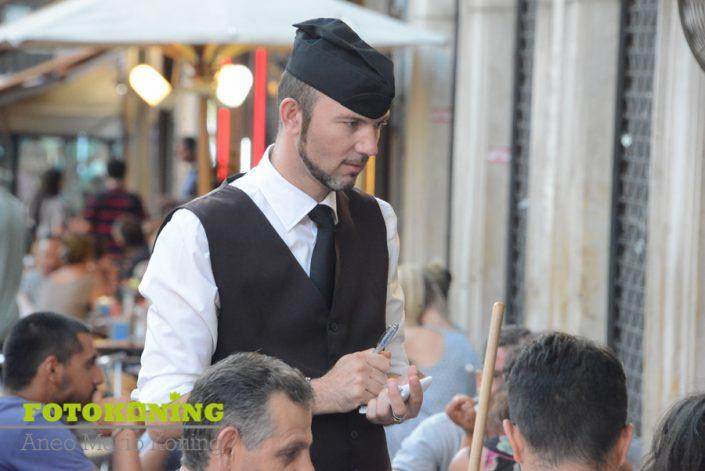 Italië Rome ober
