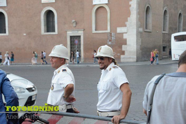 Italië Rome oudheid hulpdiensten