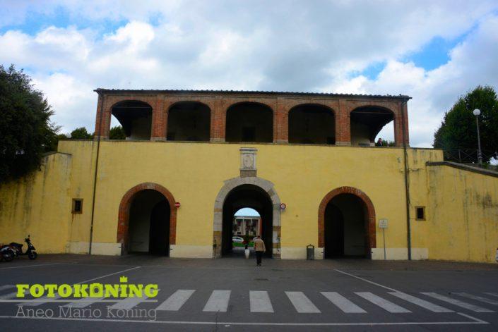 Lucca poort