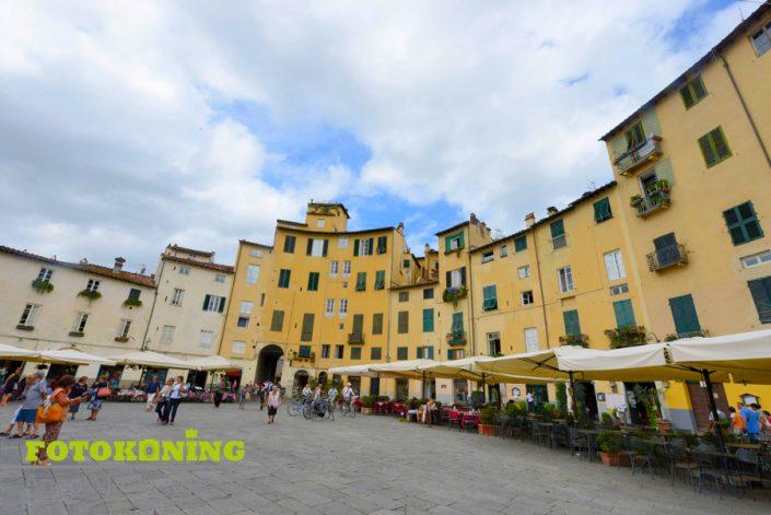 Lucca plein
