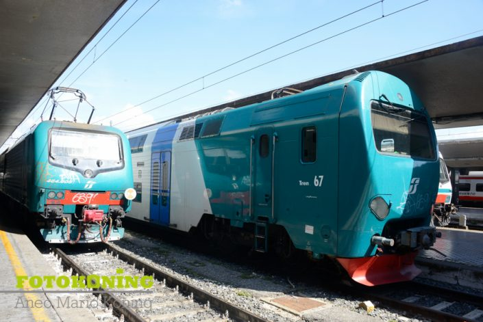 Italië Florence openbaar vervoer