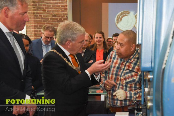 Eerste Slag Verjaardagstientje 50st Koning Willem-Alexander