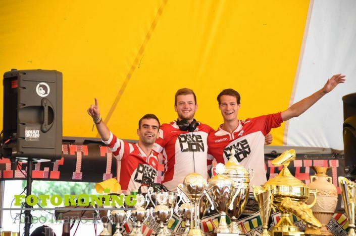 4 juni 2017 3e Helft Toernooi FC De Bilt