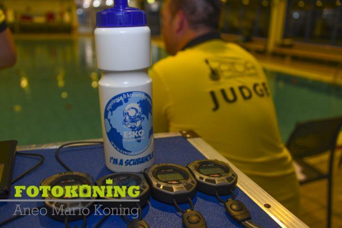 12-10-2017 Esko Free dive wedstrijden 2017 Zwembad Dijnselburg Zeist