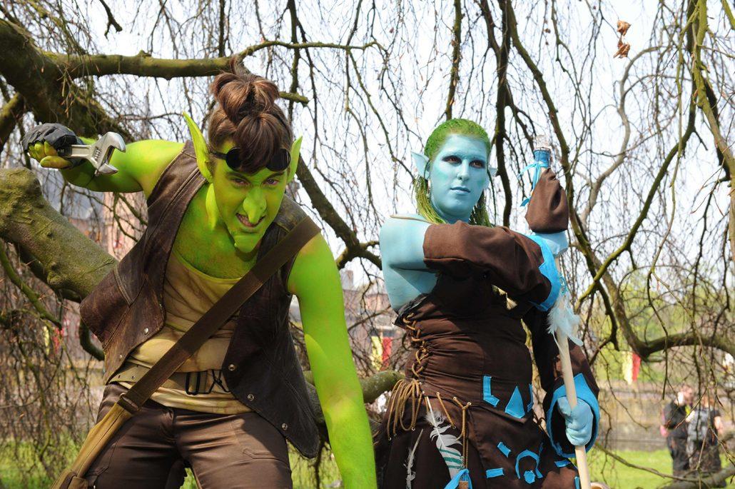 Fantastische Evenementen Fantasy Festivals Comic Cons En Meer