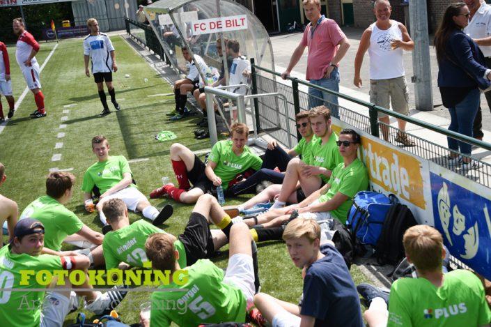 3e Helft Toernooi FC De Bilt