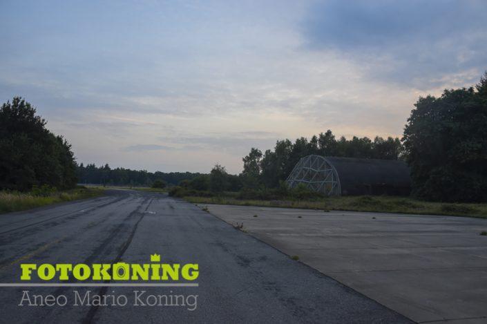 Voormalig vliegbasis Soesterberg,