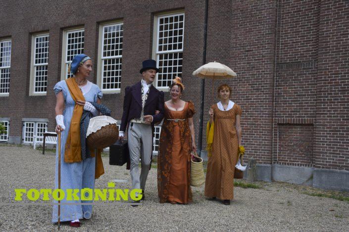 Historische doedag in en rondom Slot Zeist