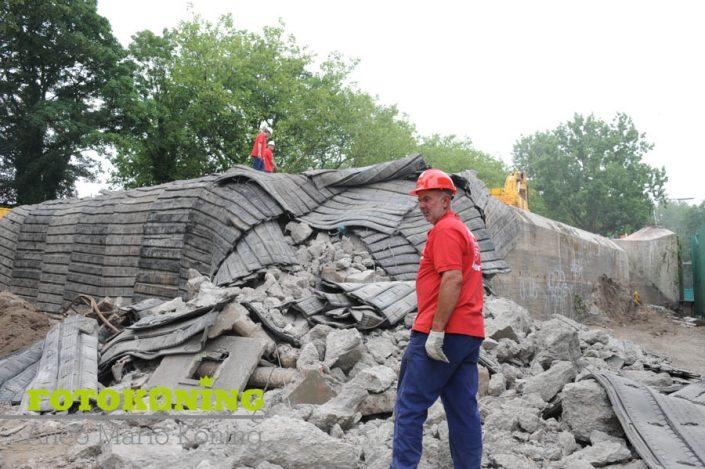 Sloop bunker 24 Oktoberplein 27 juni 2009