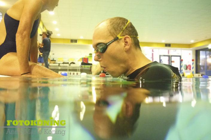 Freedive competitie georganiseerd door ESKO Diveworld